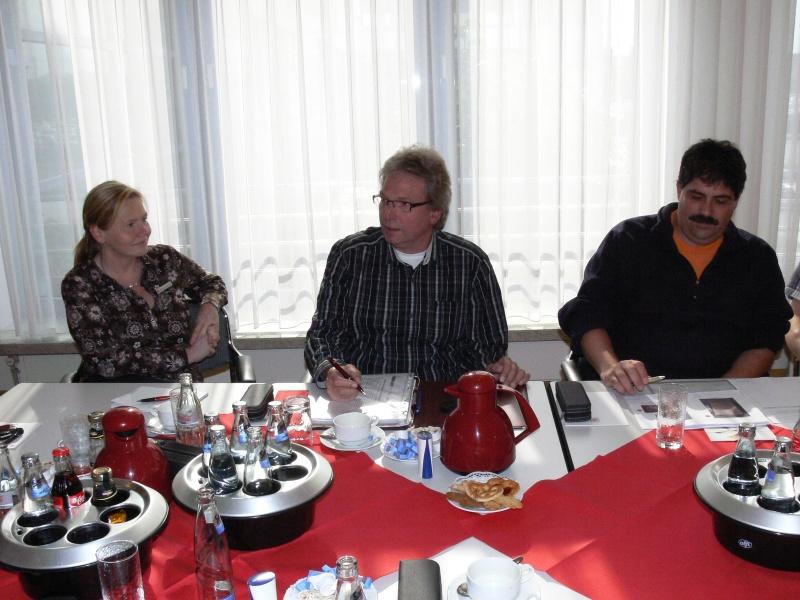 Heinz Schulte vom Metropoli Team