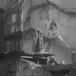 """Standbild aus dem LWL Filmbeitrag """"Aufbau West"""" Trümmerwohnung nach Kriegsende"""
