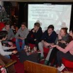 Spannende Diskussion mit anregenden Ideen zum geplanten Schoah - Gedenktag am 27. Januar 2017