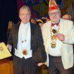 Heinz Schulte als 25. RENI-Ordenspreisträger. (Foto: Udo Feltel)